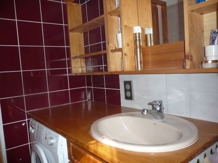 Aravis S12 - Bathroom