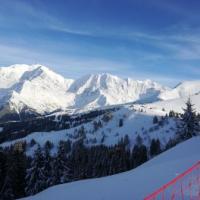 Arbois vers Mt Blanc