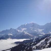 Arbois vers StNic et Mt Blanc