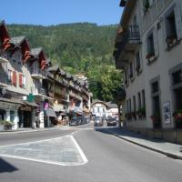 Avenue Mont d Arbois