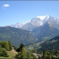 Bettex - le Mt Blanc