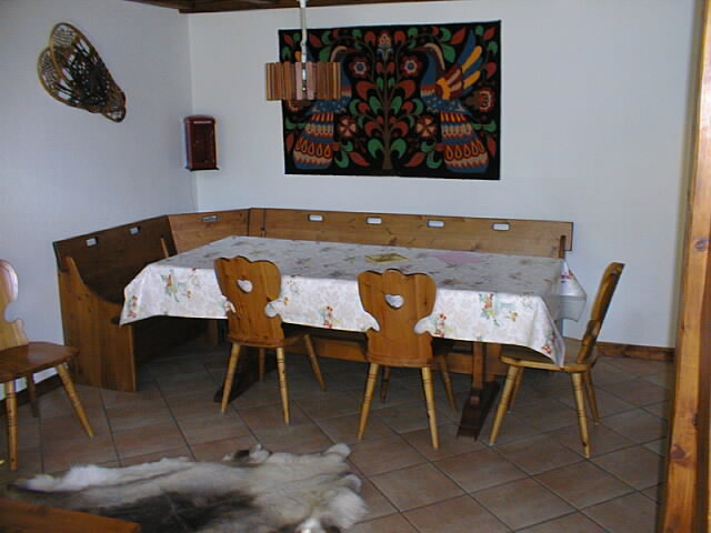 Nerey dining room