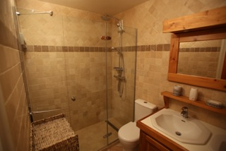 Nerey bathroom shower