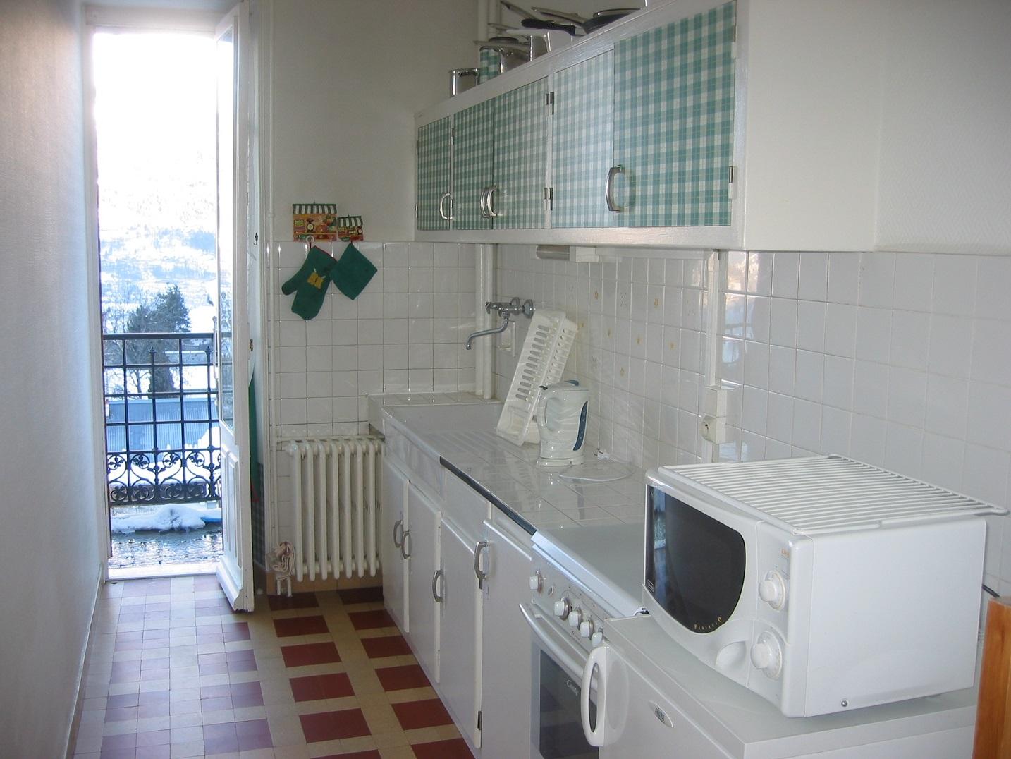 Résidence - Kitchen