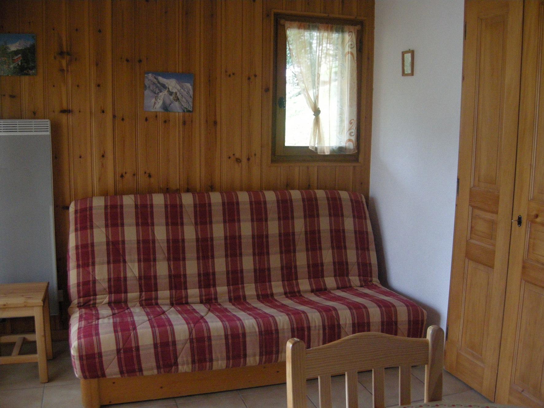 Chalet Pistes - Sofa