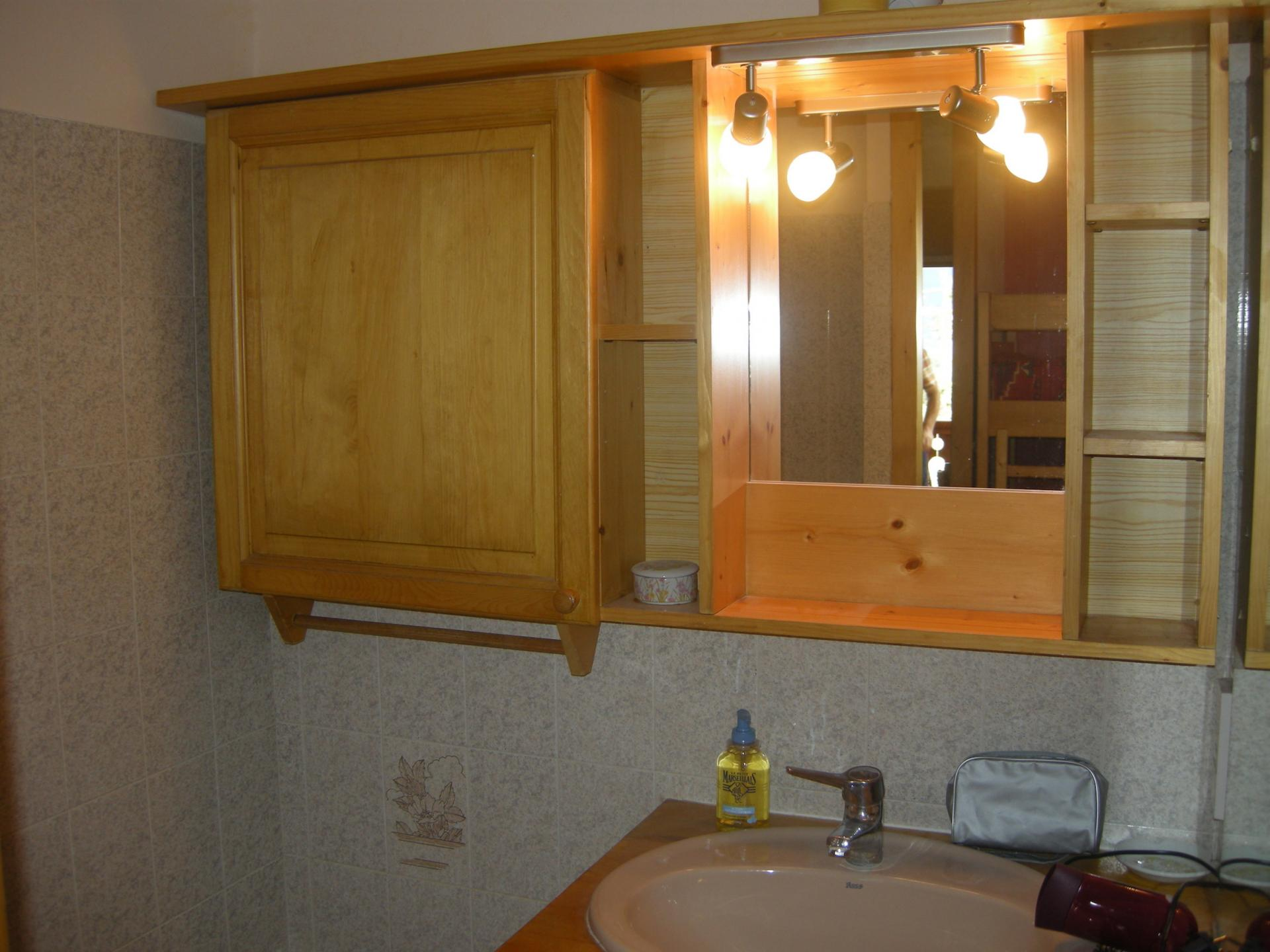 Chalet Pistes - Bathroom