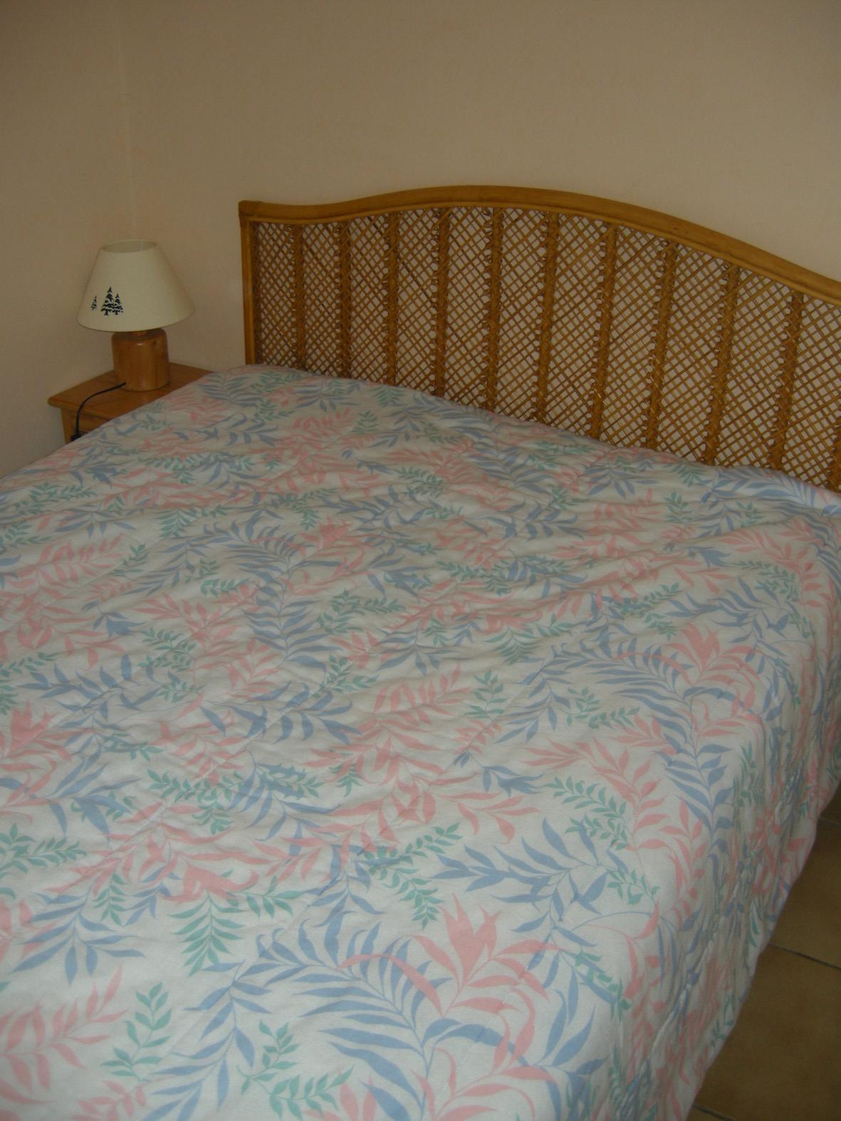 Chalet Pistes - Bedroom 2