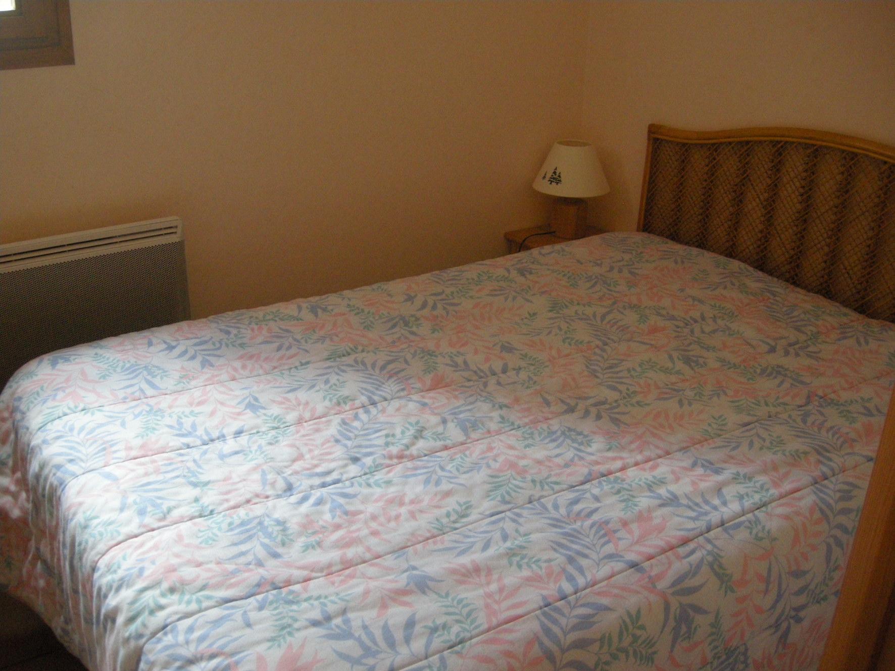 Chalet Pistes - Bedroom 1