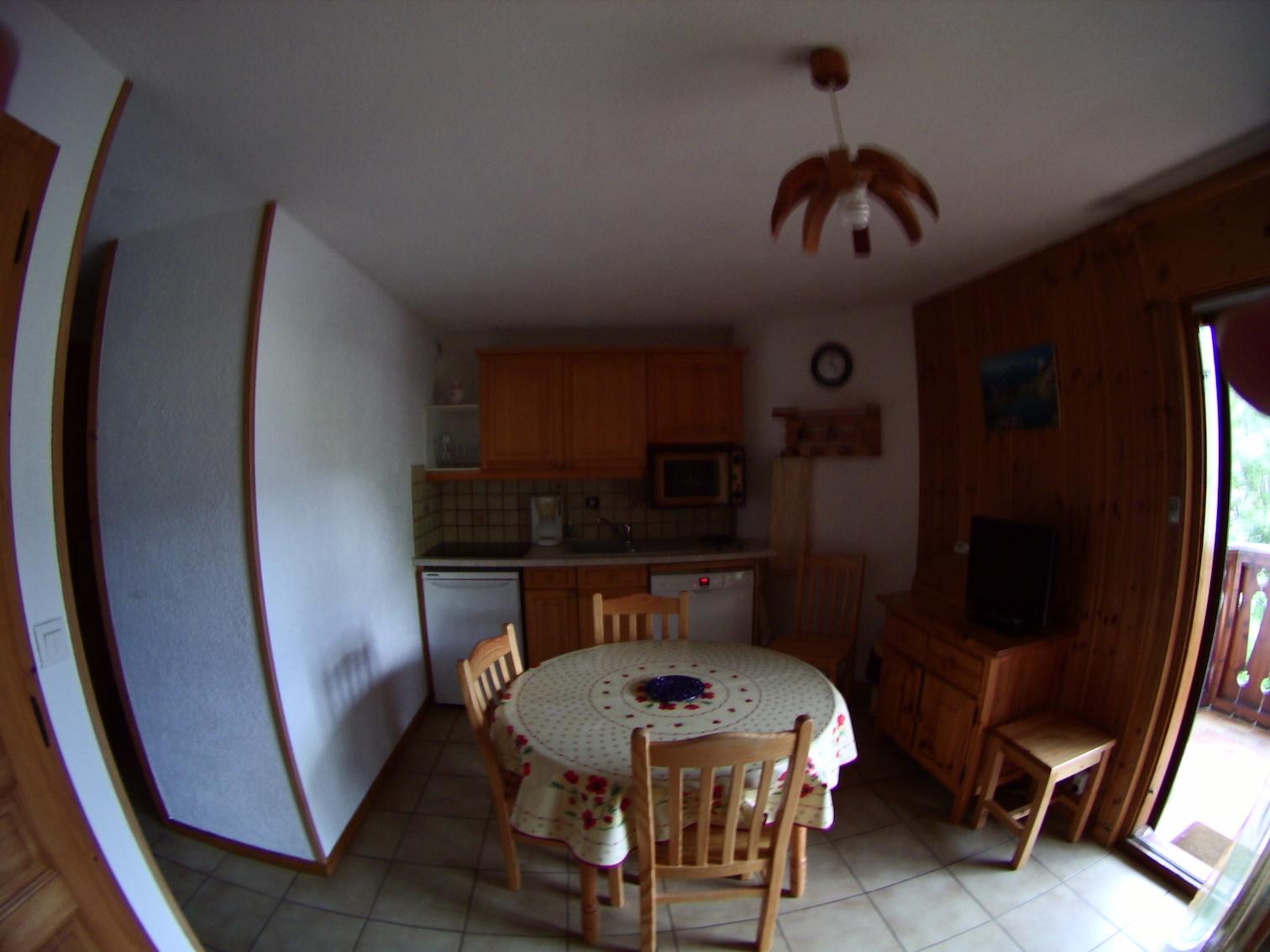 Chalet Pistes - Living room 1
