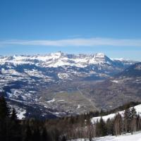 Les Houches vallee Arve