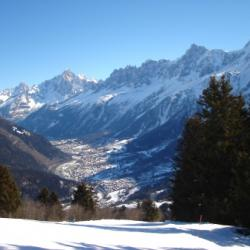 Les Houches vallee Chamonix