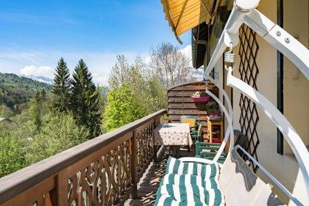 Skiiers lodge - Balcony