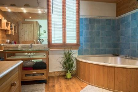 Skiiers lodge - Bathroom