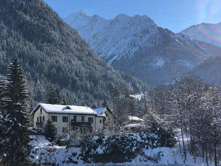 Skiiers lodge - Chalet winter