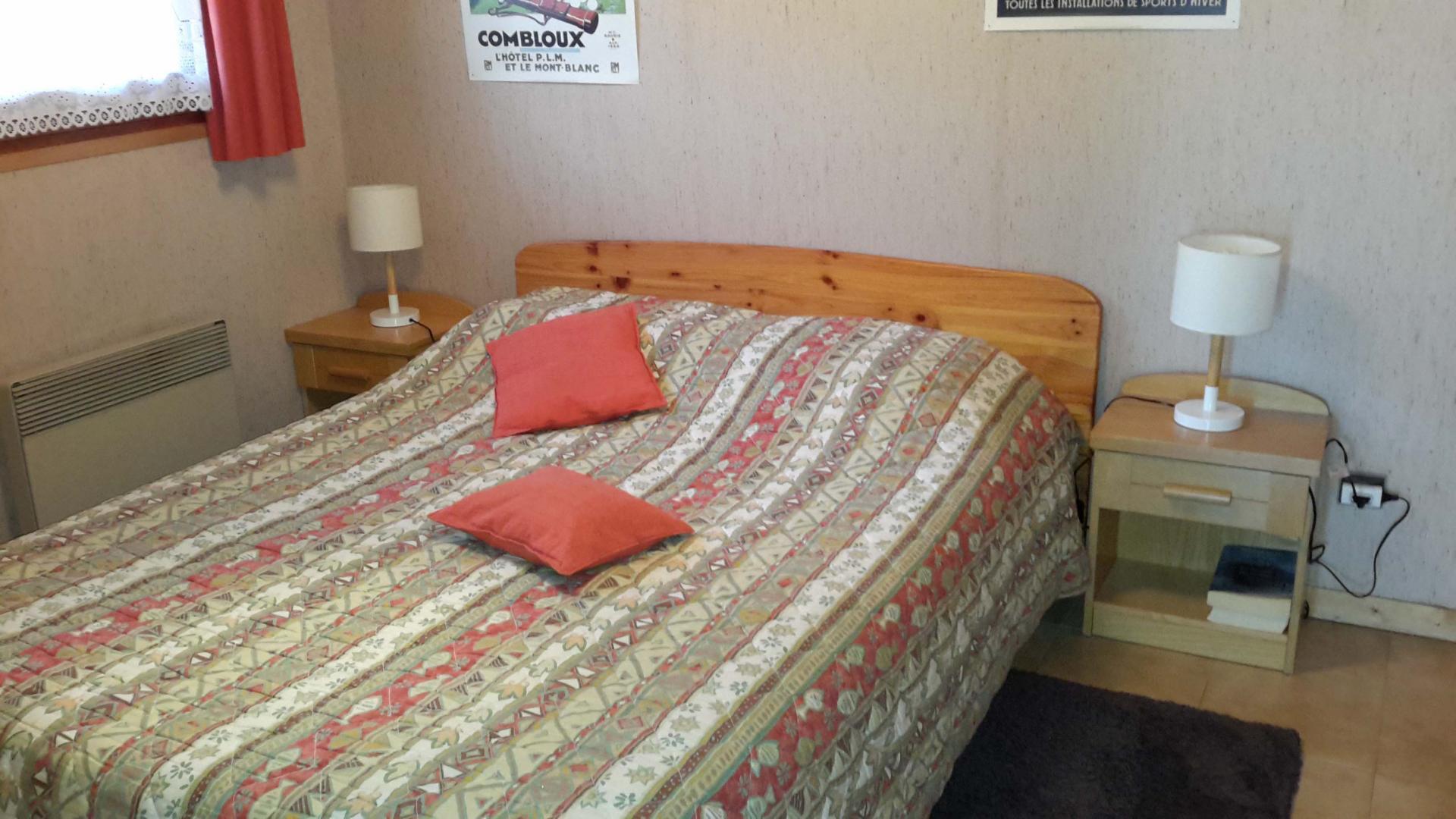 Aravis S10 - Bedroom 1
