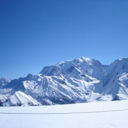 Mt Joly vers MtBlanc