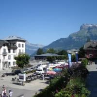 Promenade du Mt Blanc