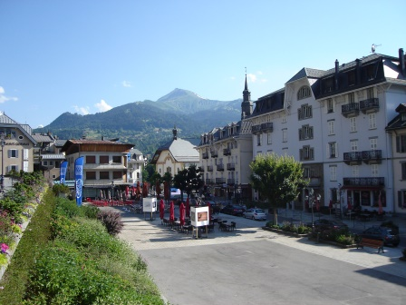 Promenade MtBlanc