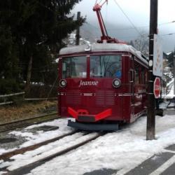 Tramway du Mt Blanc 1