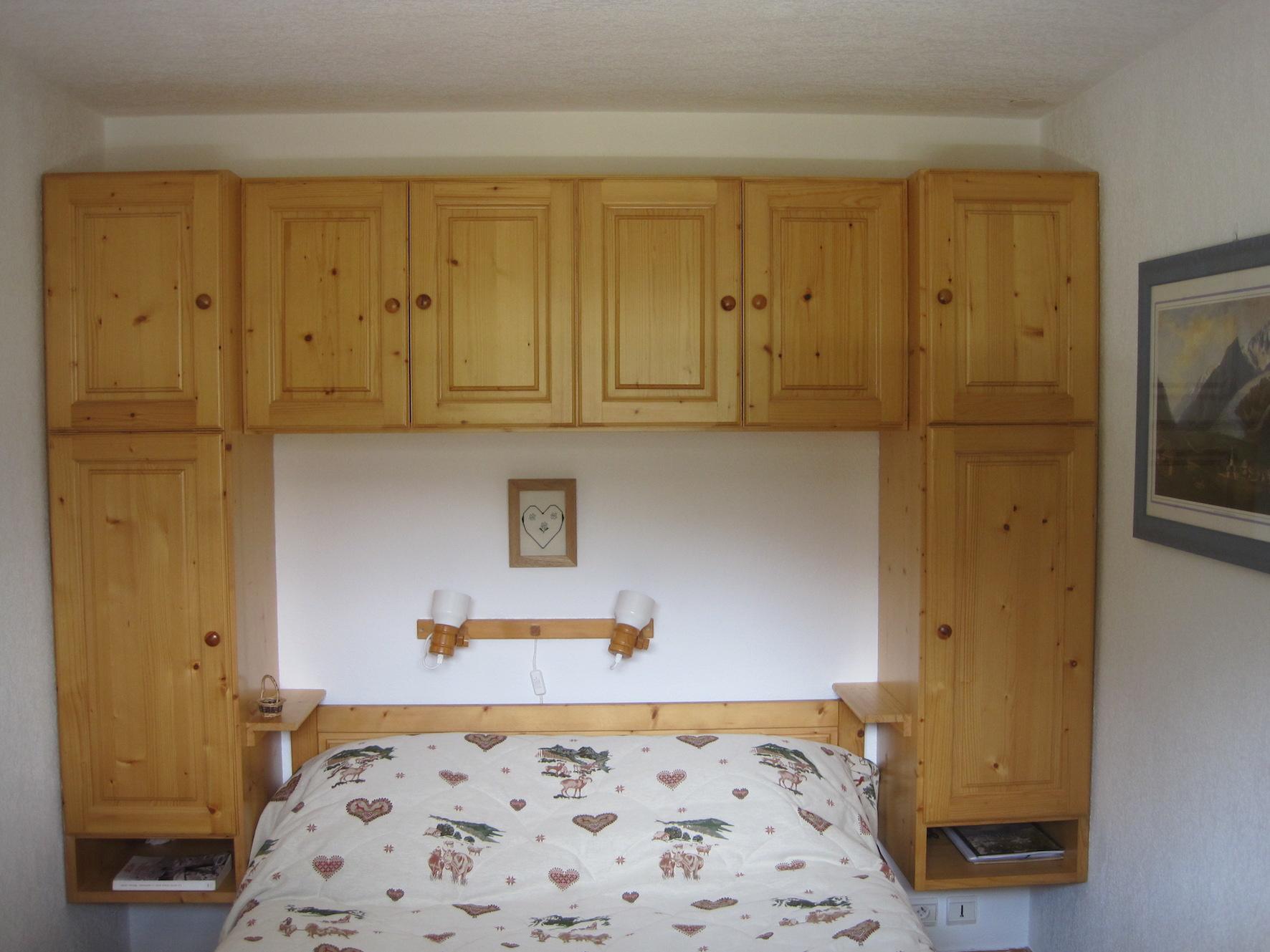 Jardins Alpins S14 - Bedroom